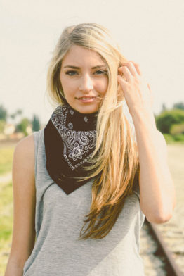 wholesale-leto-bandana-scarf-black