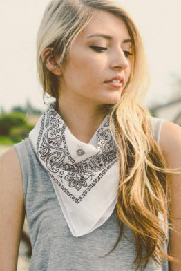 wholesale-leto-bandana-scarf-white-cute