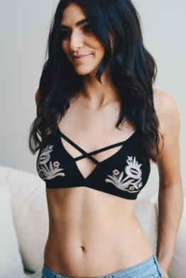black-strappy-cross-front-embroidered-bralette-bra-bikini-style-bohemian-boho